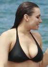 Sophie Simmons Bikini 2013: in Hawaii -01