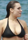Sophie Simmons Bikini 2013: in Hawaii -07