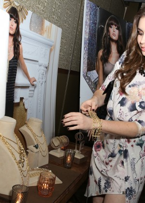 Sophie Simmons: Dominique Cohen For Miss Me Holiday Capsule Collection Launch -01