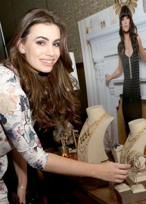 Sophie Simmons: Dominique Cohen For Miss Me Holiday Capsule Collection Launch -02