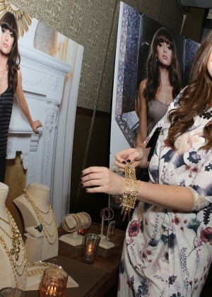 Sophie Simmons: Dominique Cohen For Miss Me Holiday Capsule Collection Launch -03