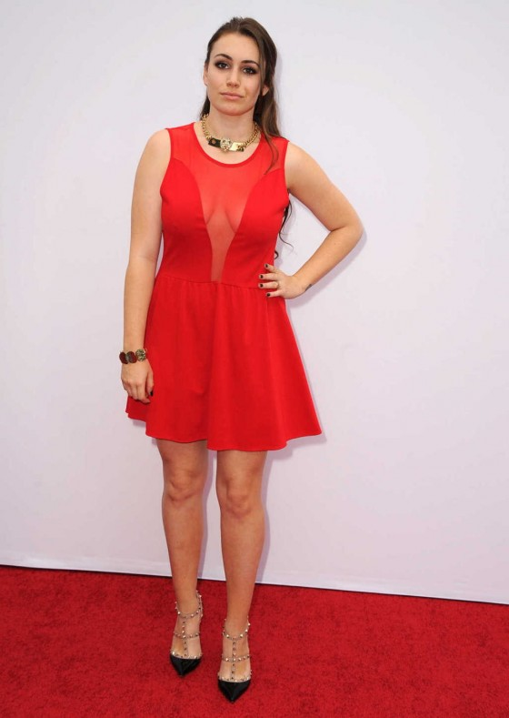Sophie Simmons – Red 2 premiere in LA -03