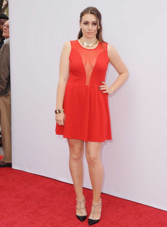 Sophie Simmons – Red 2 premiere in LA -07