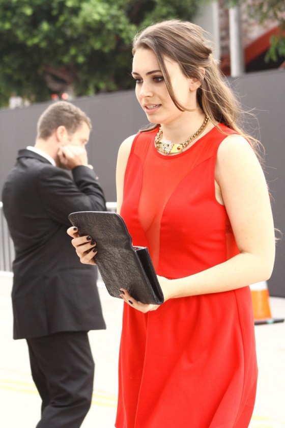 Sophie Simmons – Red 2 premiere in LA -10