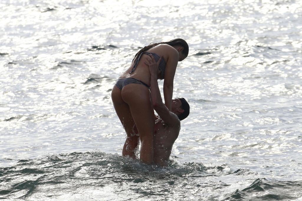 Sophie Simmons Bikini Candids On The Beach In Hawaii Celebrity Wiki