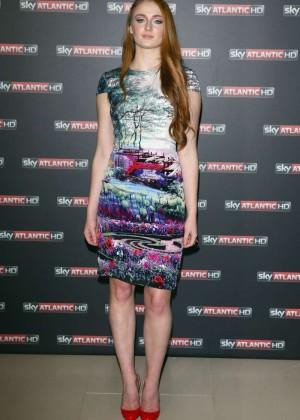 Sophie Turner: Game Of Thrones Premiere -03