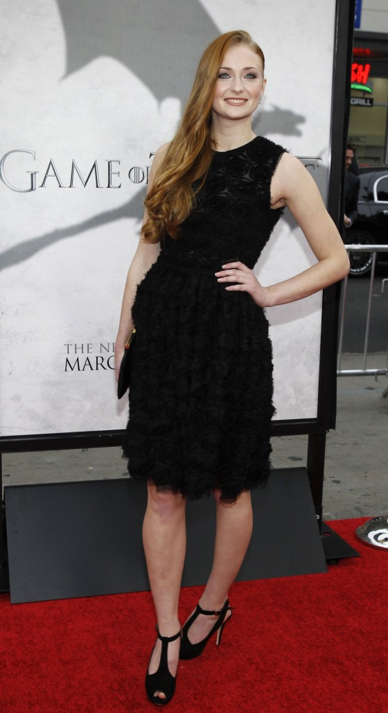 Sophie Turner - Game of Thrones season 3 premiere -04