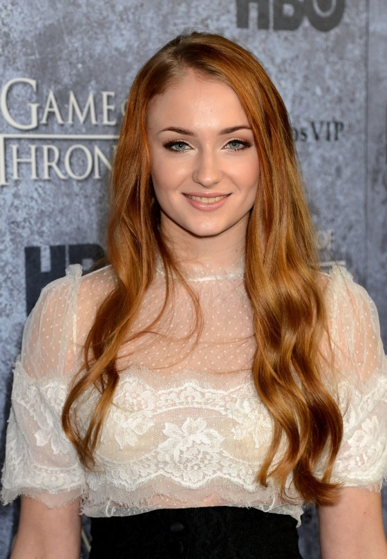 Sophie Turner - Game of Thrones Season 3 Premiere -03