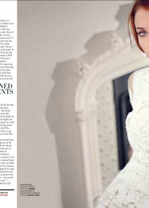 Sophie Turner: Tatler UK -01