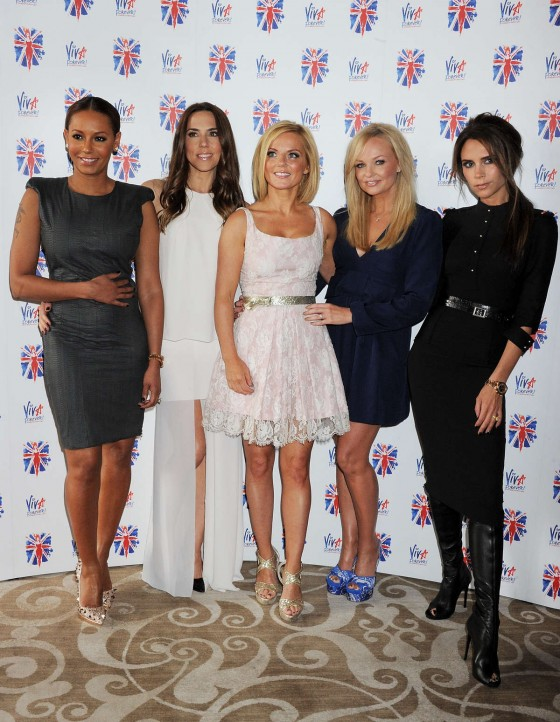 "Spice Girls -""Viva Forever"", London"