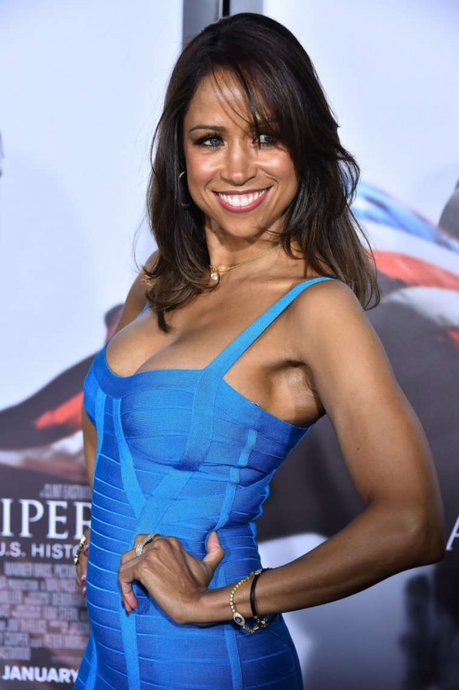 "Stacey Dash - ""American Sniper"" Premiere in NYC"