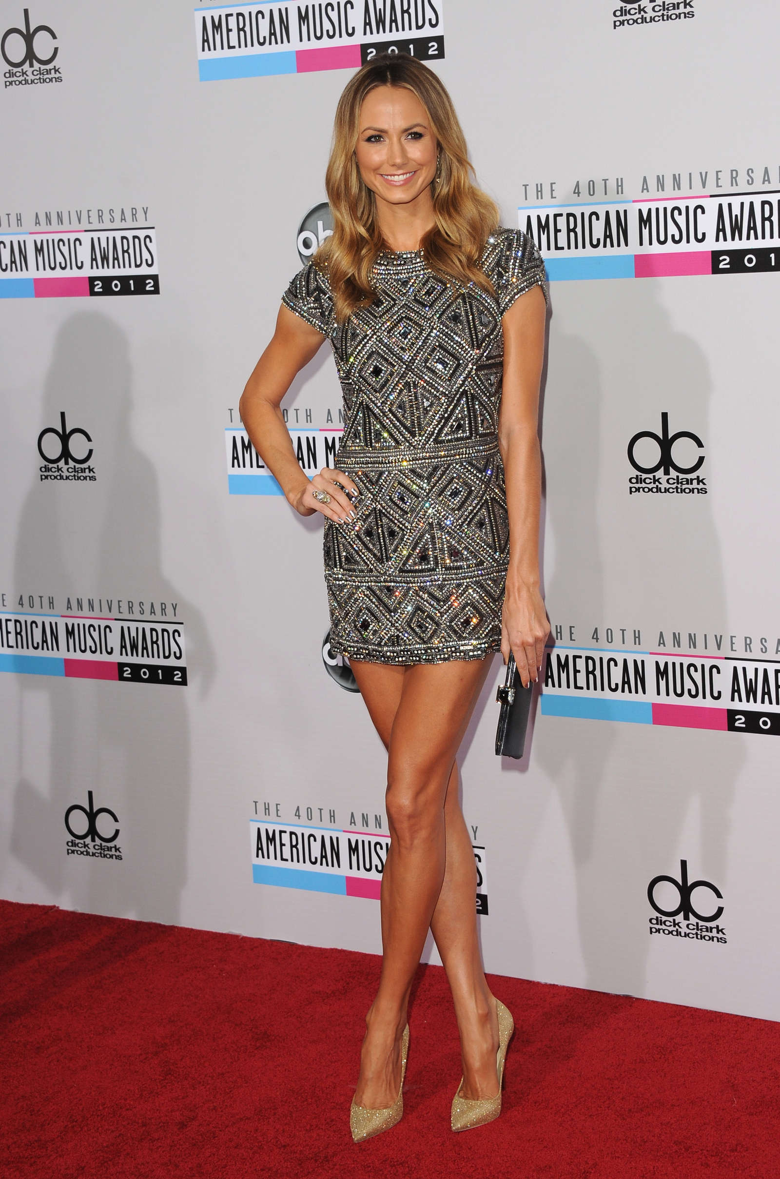 Stacy Keibler At American Music Awards 03 Gotceleb