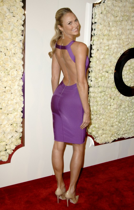 Stacy Keibler – QVC Red Carpet Style Event in Beverly Hills-03