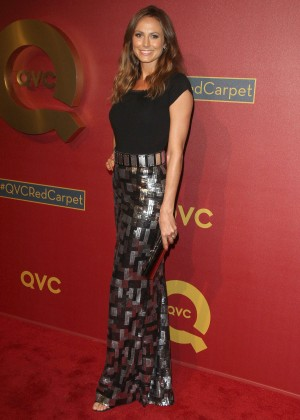 Stacy Keibler: 2014 QVC Red Carpet Style Event -01