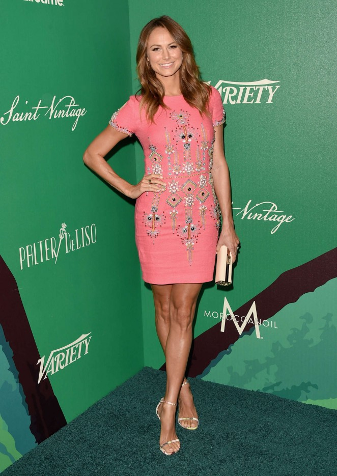 Stacy Keibler - 2014 Variety Power of Women in LA