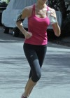 Stacy Keibler Jogging-04