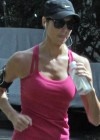 Stacy Keibler Jogging-05