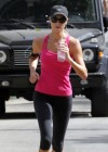 Stacy Keibler Jogging-08