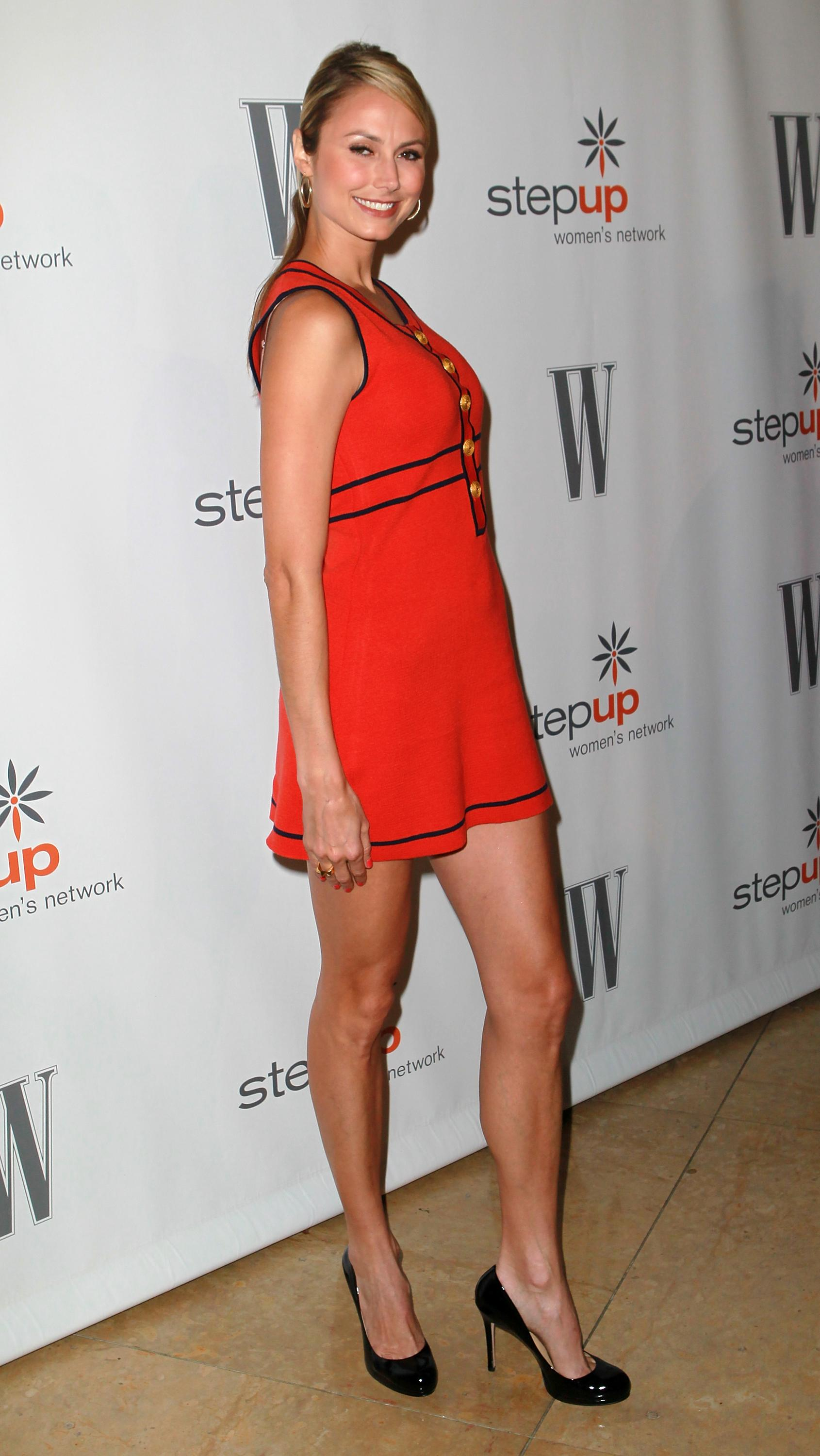 stacy keibler   step up women s network 7th annual