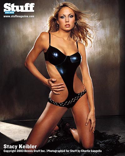 Stacy keibler fhm seems