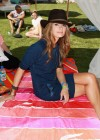 Stana Katic at Lacoste Live 4th Annual Desert Pool Party -07