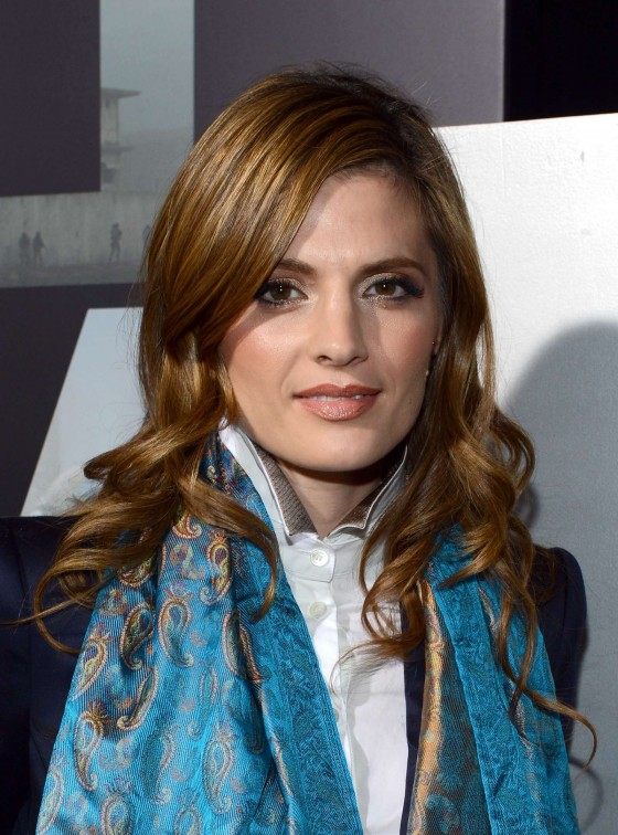 Stana Katic at Zero Dark Thirty Premiere in LA