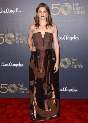 stana katic the music center s 50th anniversary. Black Bedroom Furniture Sets. Home Design Ideas
