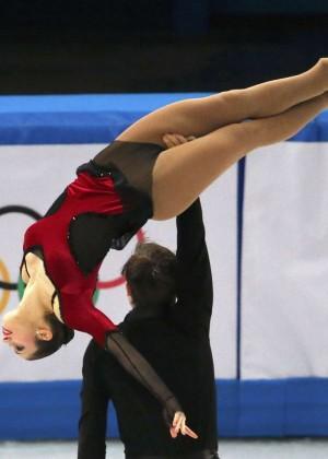 Stefania Berton: Sochi Winter Olympics 2014 -01