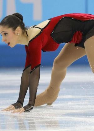 Stefania Berton: Sochi Winter Olympics 2014 -02