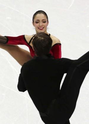 Stefania Berton: Sochi Winter Olympics 2014 -03