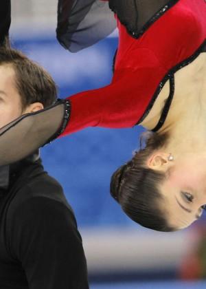 Stefania Berton: Sochi Winter Olympics 2014 -04