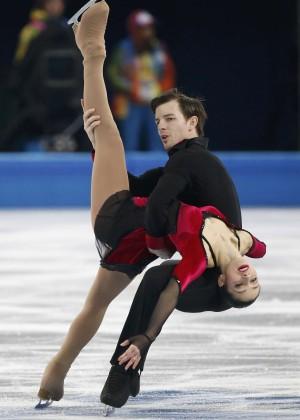 Stefania Berton: Sochi Winter Olympics 2014 -06