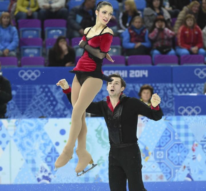 Stefania Berton: Sochi Winter Olympics 2014 -08