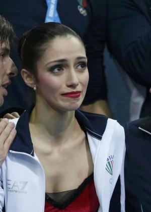 Stefania Berton: Sochi Winter Olympics 2014 -09