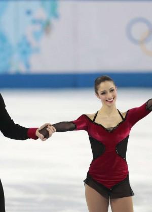 Stefania Berton: Sochi Winter Olympics 2014 -10