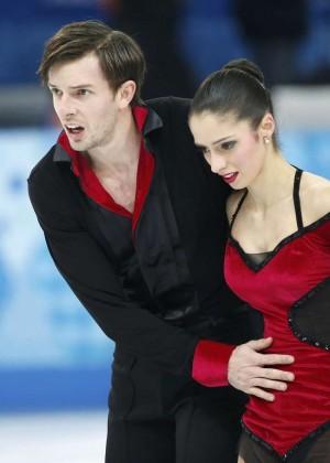 Stefania Berton: Sochi Winter Olympics 2014 -11