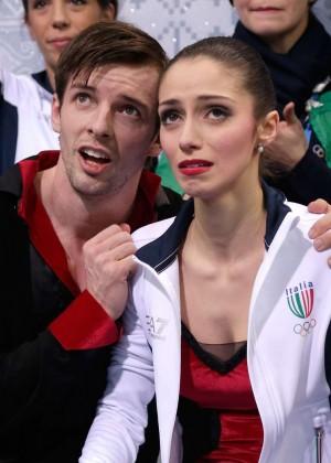 Stefania Berton: Sochi Winter Olympics 2014 -12