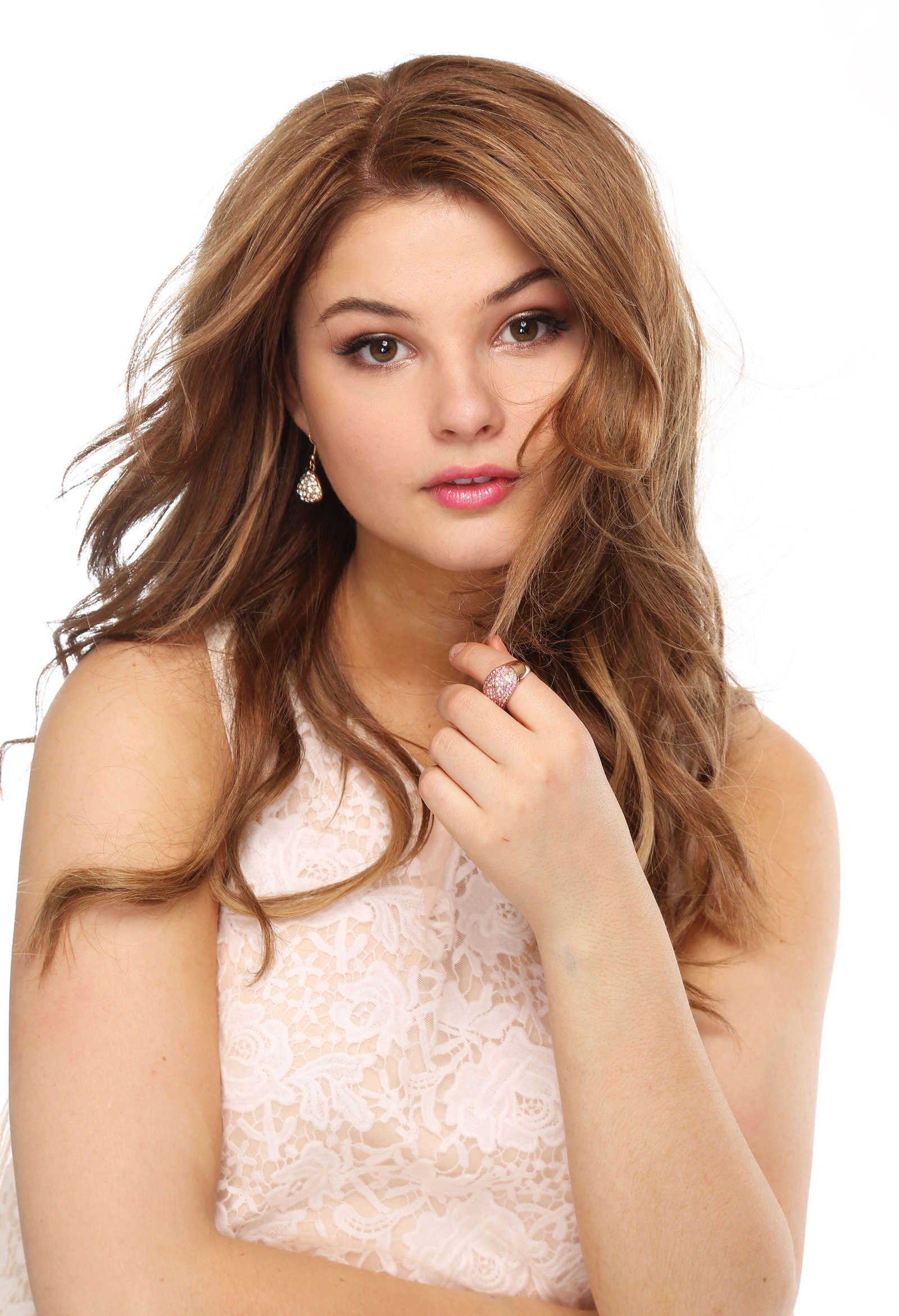 Stefanie Scott - 2013 Sara Jaye Weiss PhotoShoot -13 ...