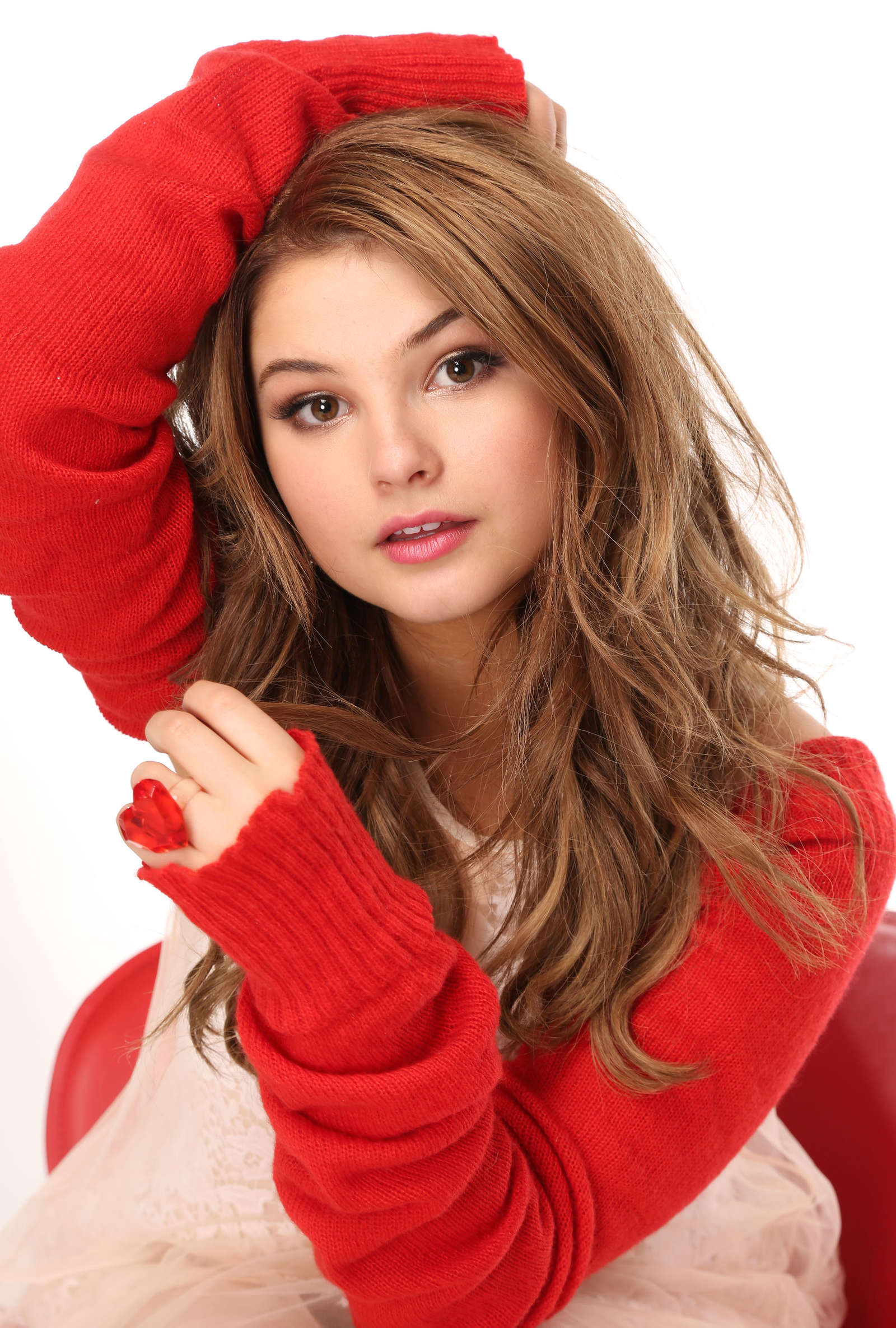 stefanie scott 2013 sara jaye weiss photoshoot 14