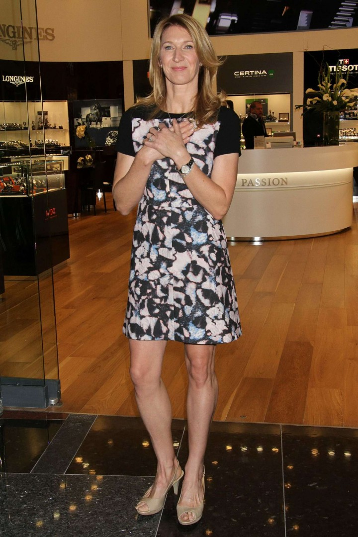 Steffi Graf: Hour Passion Boutique Grand Opening in Las Vegas-02