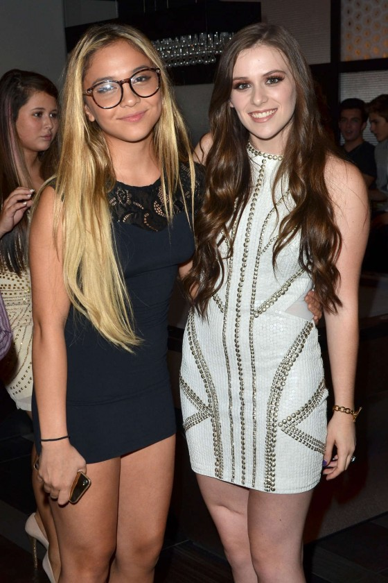 "Stella Hudgens at Caitlin Beadles 18th Birthday and Launch of ""Caitlin's Vine of Bravery Charity"""
