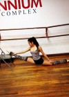 Stella Hudgens - Flexible Dance Practice In Millennium Dance Studio-01