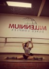 Stella Hudgens - Flexible Dance Practice In Millennium Dance Studio-02