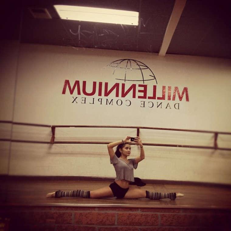 Stella Hudgens Ballet Stella hudgens en elStella Hudgens Ballet