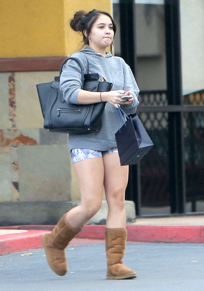Stella Hudgens in Short Shorts -01 - GotCeleb