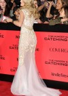 Stephanie Leigh Schlund - The Hunger Games: Catching Fire Hollywood Premiere -02