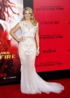 Stephanie Leigh Schlund - The Hunger Games: Catching Fire Hollywood Premiere -03