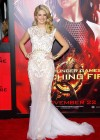 Stephanie Leigh Schlund - The Hunger Games: Catching Fire Hollywood Premiere -06