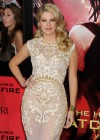 Stephanie Leigh Schlund - The Hunger Games: Catching Fire Hollywood Premiere -09