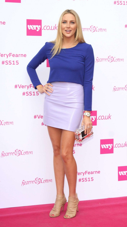 Stephanie Pratt - Fearne Cotton Fashion Show in London